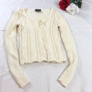 Polo Ralph Lauren Cable Knit Sweater M